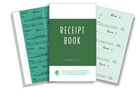 Receipt Books