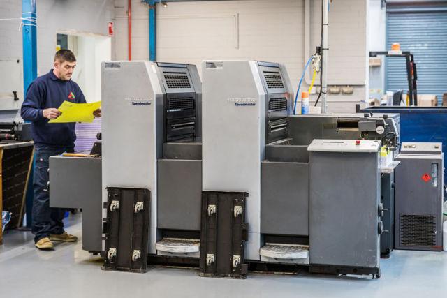 Flat Sheet Printing